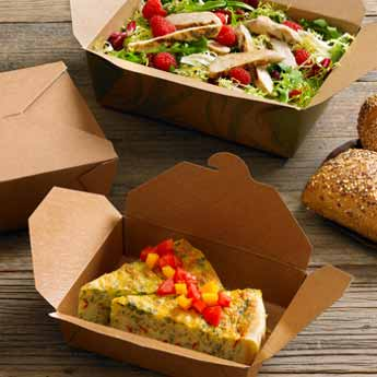 TAKEAWAY CONTAINERS