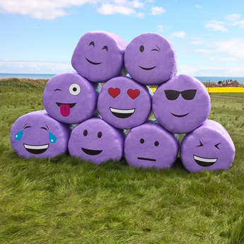 Purple Bale Initiative
