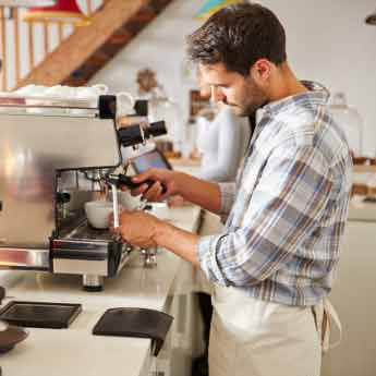 BARRISTA EQUIPMENT