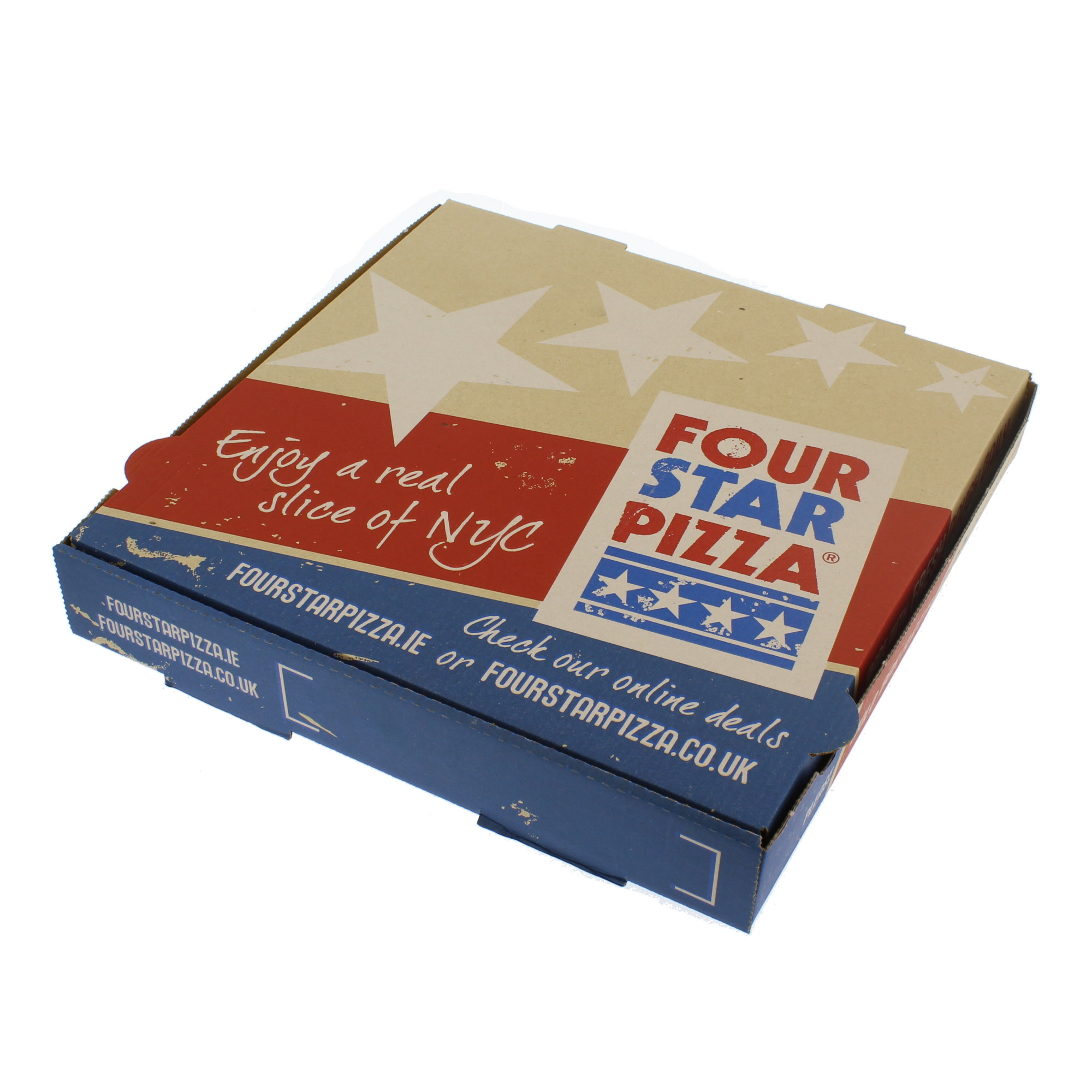 7-16 Inch Four Star Pizza Boxes