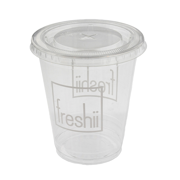 Freshii Smoothie Cup with lid