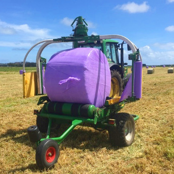Purple Bales Pic 1