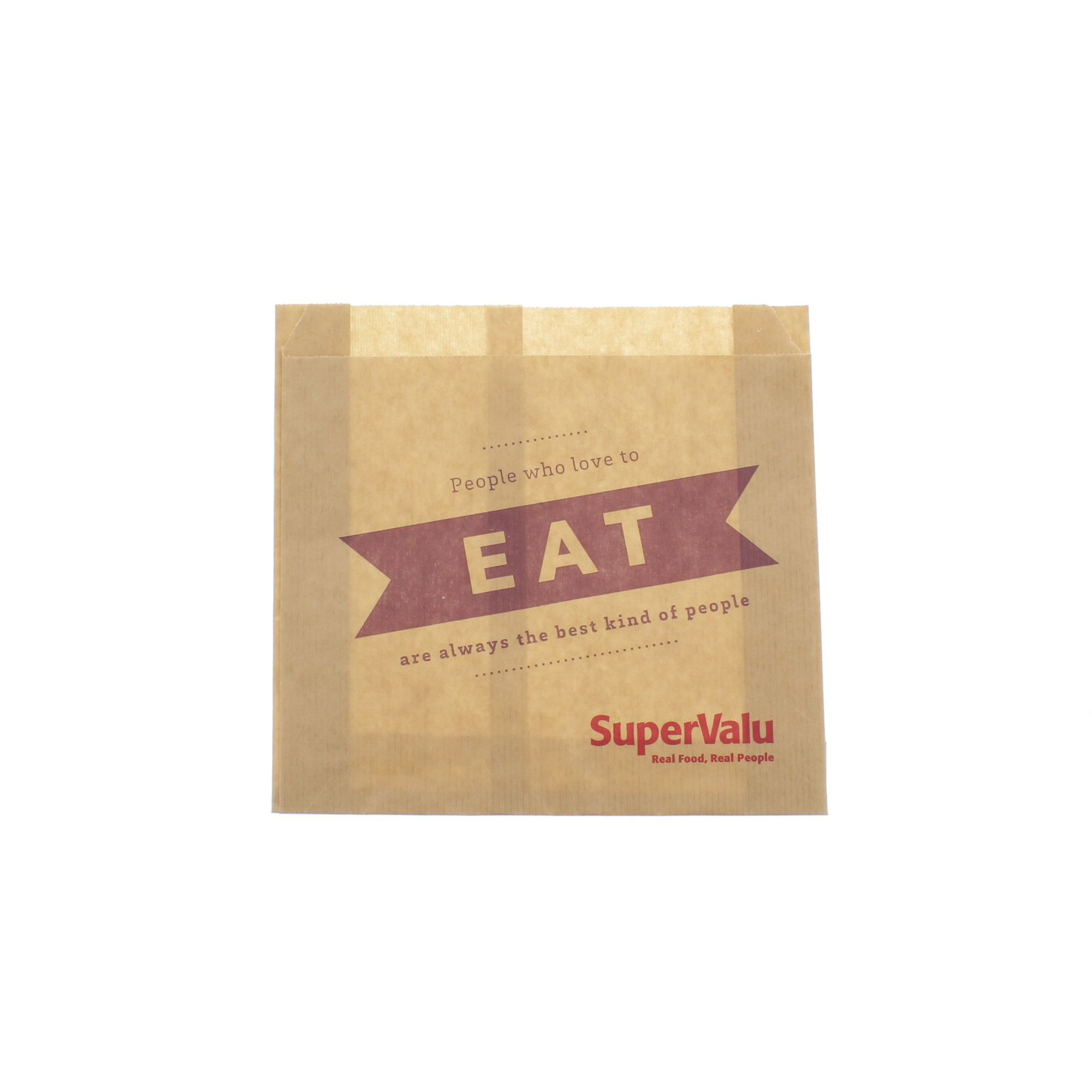 SuperValu Lined Portion Bag