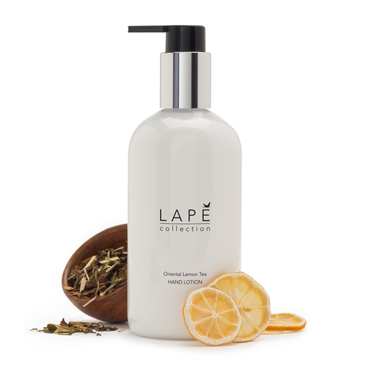 Lape Collection Oriental Lemon Tea Hand Lotion