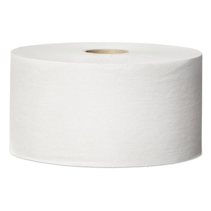 Tork Jumbo Toilet Roll White