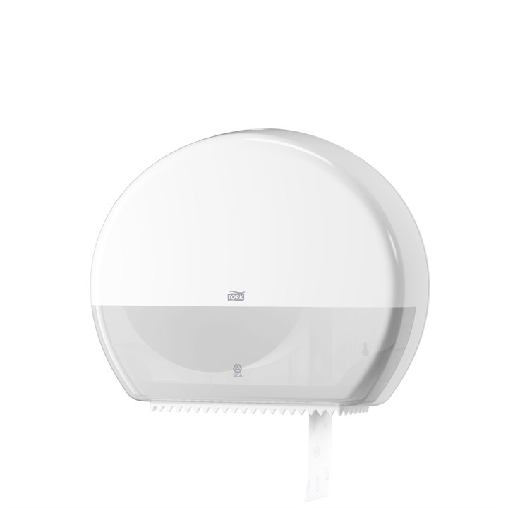 Tork Jumbo Toilet Roll Dispenser T1 Elevation Plastic