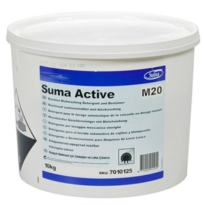 Suma Active M20 Manual Dosed Mechanical Ware Washing Detergent 10Kg