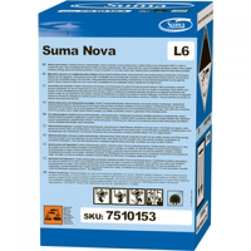 Suma Nova L6 Safepack Dishwashing Detergent For All Water Types