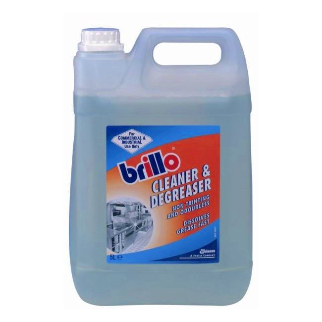 Brillo Cleaner & Degreaser 5 Litre