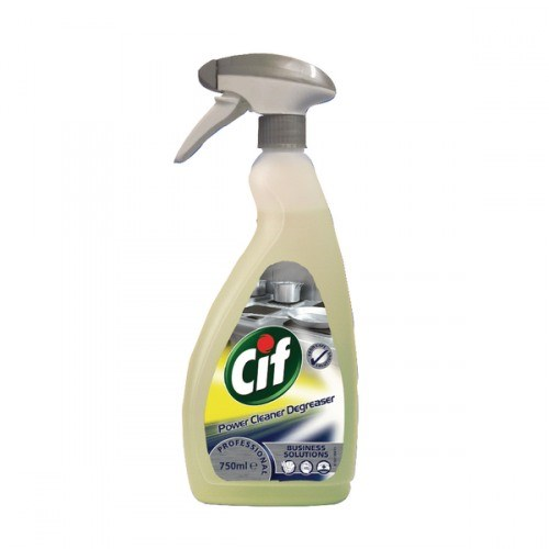 Cif Power Degreaser Ready To Use Kitchen Degreaser