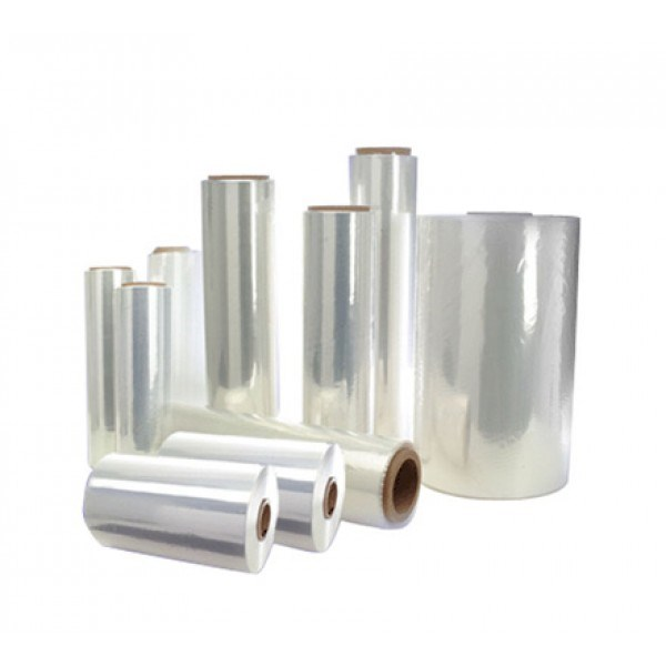 Clear Shrink Polythene Film Roll