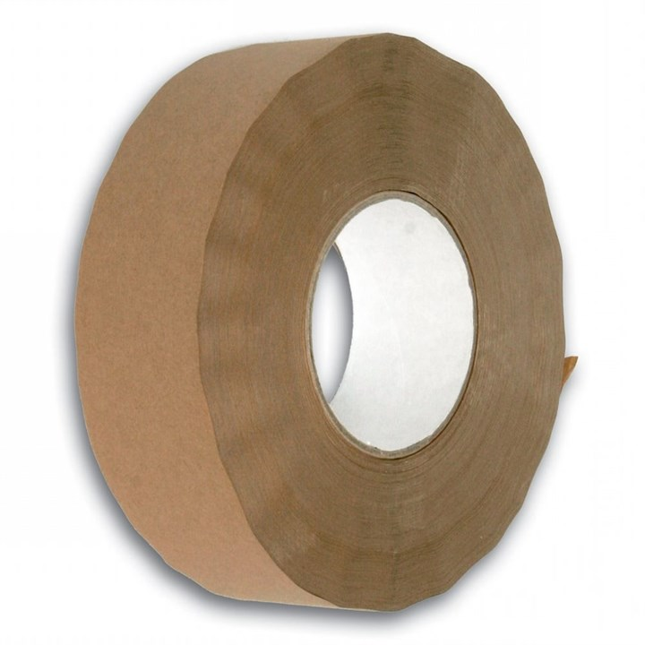 Brown Acrylic Polypropylene Tape 48Mm X 66M Roll