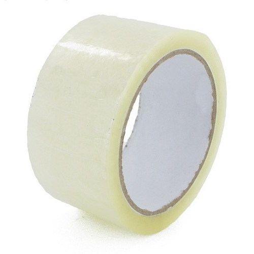 Clear Olympia Plus Hotmelt Tape 38Mm Cores 48Mm X 150M Roll