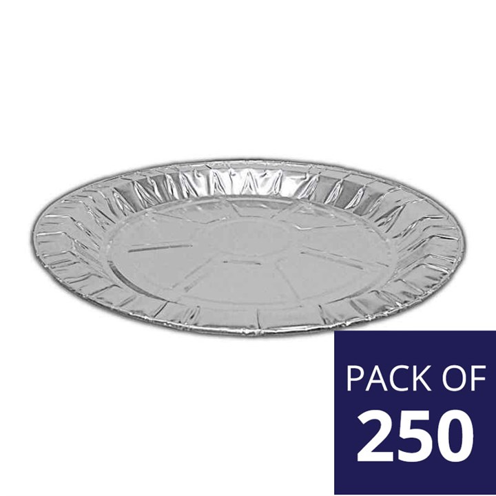 9 Inch Foil Plate (Ideal For Tarts)
