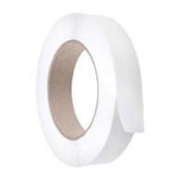 Reverse Wound Rubber Adhesive Transfer Tape 12Mm X 33M Roll