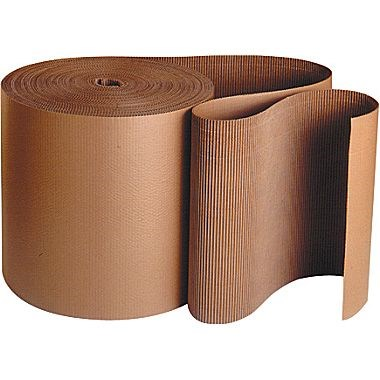 1025Mm X 75M Corrugated Paper Roll