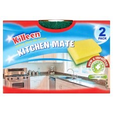 Killeen Kitchen Mate Foam Scourer