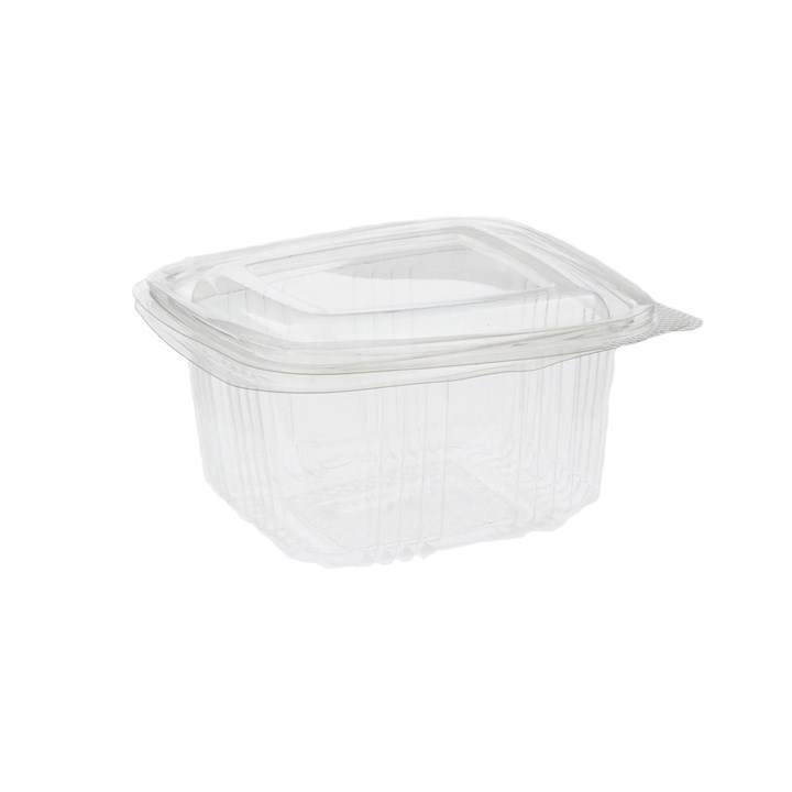 750cc Square Salad Container