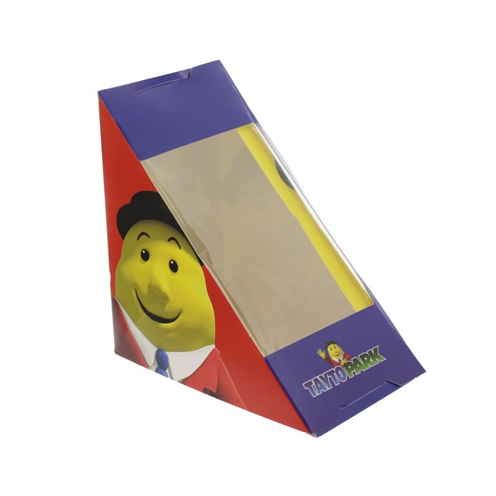 Tayto Sandwich Wedge 123 X 52 X 123Mm