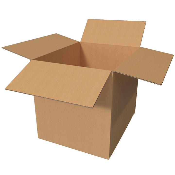 12 X 12 X 12 Inch Double Wall Cardboard Boxes