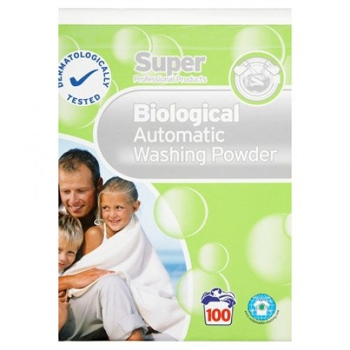 Super Professional Bio Washing Powder 100 Wash 8.1Kg
