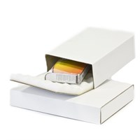 White Shell + Slide Carton Foam Lined Carton