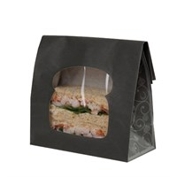 KRAFT ELEGANCE LAMINATED SANDWICH BAG