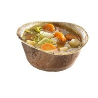 Naturesse Palm Leaf Round Soup Bowl