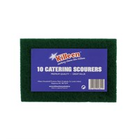 Catering Scourers 9 X 6 Zoll