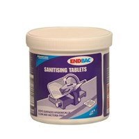 Endbac Sanitising Tablets Chlorine For Food Surfaces 230 Tablets