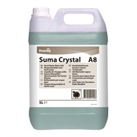 Suma Crystal A8 Concentrated Acidic Rinse Aid 5 Litre
