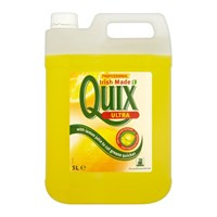 QUIX WASHING UP LIQUID (2X5LTR)