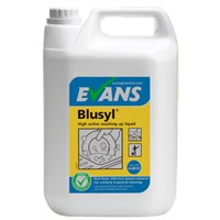 Evans Blusyl High Active Washing Up Liquid 5 Litre