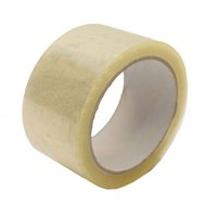 Clear Hotmelt Polypropylene Tape
