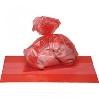 Laundry Alginate Bags With Dissolvable Stitch