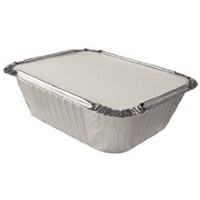 No2 Curry Foil & Lid 4 X 5 Inch