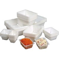Caissipack Clear Food Tray