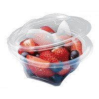 Sekipack Clear With Tear Off Lid Food Container