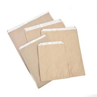 2Lb Lined Brown Paper Bags 7 X 9.5 Inch