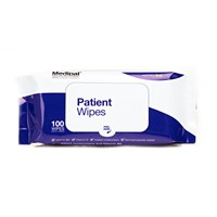 Medipal Patient Wipes 100 Sheet Soft 200Mm X 200Mm