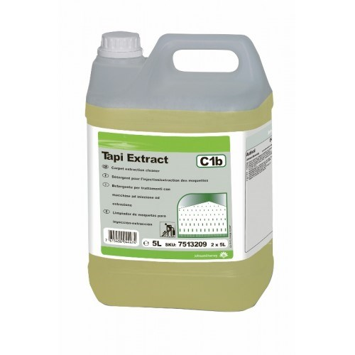 Taski Tapi Extract Extraction Cleaner For Carpets 5 Litre